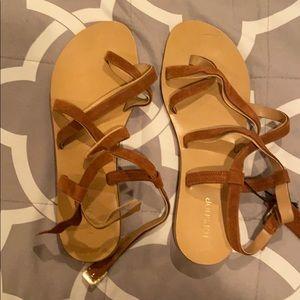 Top shop sandals!